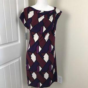 Bisou Bisou Midi Dress Size 8